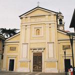 Arese (MI) - Chiesa dei SS. Pietro e Paolo