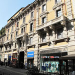 Milano - Edificio vincolato Via Paolo Sarpi, 4