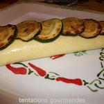 lasagnes de saumon aux courgettes