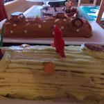 desserts noel 2012