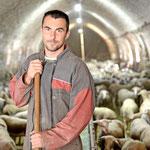 Eleveur du sud de l'Aveyron