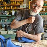 Cordes sur Ciel / artisan du cuir