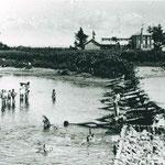 漁川灌漑第3堰堤