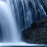 白扇の滝 漁川【恵庭市】