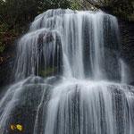 鱒見の滝 【札幌市】