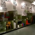 Utopia nyt - Kertomus suomalaisesta muotoilusta – Bond Helsinki – Design Museo 2016