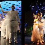 Dido&Aeneas -opera – dir. Hannele Martikainen 2008 – photo: Anu Virtanen