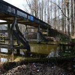 Brug over oude kanaal in Voorshoven 2019