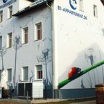 Fassadenmalerei Berlin Seite
