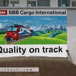 Fassaden Beschriften für Cargo