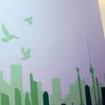 Bürogestaltung Berlin Graffiti