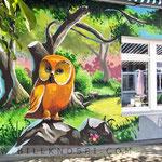 Graffiti Kindergarten