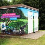 Stromhaus für die Stadtwerke Thüringen