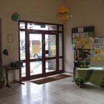 Haupteingang - Foyer