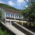 Blick zum Schulhof
