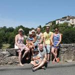 Pont de pierre Bellac