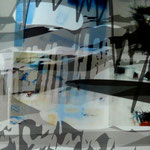 Foto, Collage, blackandwhite