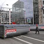 Sicherheit an Karneval in Düseldorf