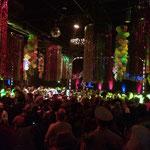 Pille Palle Ball im Capitol Düsseldorf - ganz schön bunt und dunkel