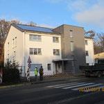 Neubau Bürogebäude in Olm Luxemburg - ökologisches Bauen Baufritz