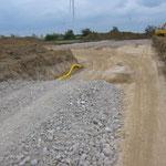 WEA Blankenburg Wegebauarbeiten