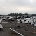 PVA Britz - 2.BA  Baufeld IV - nach Orkan