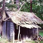 建てもの園:鬼太郎の家再現
