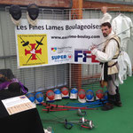 Stand faites du sport créhange faulquemont 2015 escrime boulay
