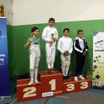 podium benjamin épée guillaume 1er, Olivier 3