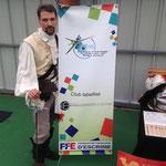 Stand faites du sport créhange faulquemont 2015 escrime CESTA