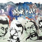 Vier Männer –eine Freundschaft