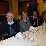 Christophe, Odile, Sylvaine
