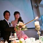 カフェショコラ結婚式二次会1