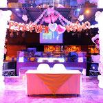 フラミンゴ京都結婚式二次会