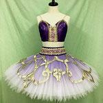 ラメフクレ 紫