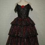 スペイン 赤黒