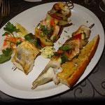 Abendessen im Hotel Eisensteiner Hof