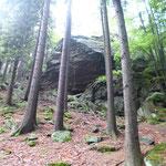 Wanderung Räuber-Heigl-Höhle