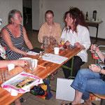 Vereinssitzung Juni 2006