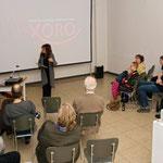 """Marikke Heinz-Hoek, März 2008, Vortrag """"Von Minneapolis bis Novosibirsk über das Suchen, Finden und Präsentieren von Videos für die Ausstellungsreihe SCREENSPIRIT_CONTINUED"""""""