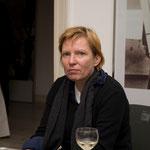 Eva Schmidt, Direktorin des Museums für Gegenwartskunst Siegen, Februar 2009