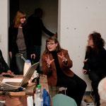 """Prof. Dr. Anna Zika, Vortrag """" Von Mädchen und Müttern. Frauenbilder in der Fotografie """" zur Eröffnung der Kunstspur 2010"""