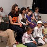 Ozeanmärchen, Figurentheaterstück für Kinder, Mariela Rossi, September 2010