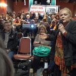 Hiltrud Schmutzler-Jäger (Grüne) engagiert sich für das Atelierhaus