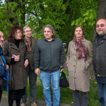 Führung durch Hattingen, April 2014