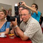 Vorstellung der ersten Kultur-Kuxen, STEELE.2010 – Kulturhauptstadt vor Ort, Juli 2009