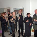 Silvesterparty 2006 mit Musik und Visuals (Foto: Klaus Schwichtenberg)