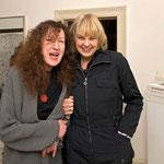 Leonie Baumann und Doris Schöttler-Boll, April 2008