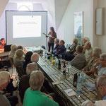 "Vortrag ""Baugeschichte Steeler Kirchen"" Martin Bredenbeck / Susanne Abeck, September 2013"