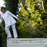 Kunstspur 2009, Performance von Edelgard Stryzewski-Dullien, Tanz: Tina Lahl